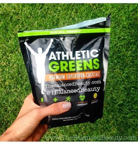 Athletic Greens- The Balanced Beauty LLC, Private Holistic Health Coaching By Aly Mang