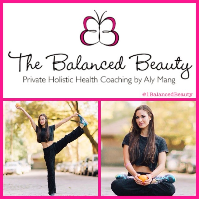 Private Holistic Health Coaching by Aly Mang, The Balanced Beauty LLC