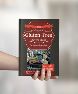 The Gluten Free Buyer's Guide, Gluten Free Awards, 6th Annual, The Balanced Beauty