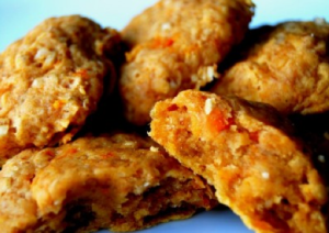 The Balanced Beauty, Private Holistic Health Coaching By Aly Mang- Sweet Potato- Paleo-Gluten Free COOKIES- Sweet Treat