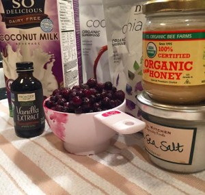 The Balanced Beauty LLC, Private Holistic Health Coaching By Aly Mang, Nutiva Coconut Blueberry Chia Beauty Muffin Recipe